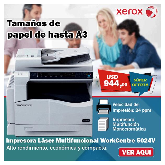 IMPRESORA XEROX 5024V_U